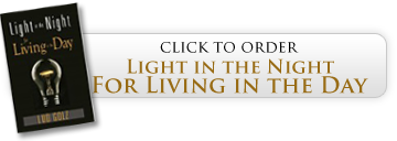 Click to order Light in the Night for Living in the Day